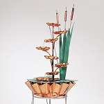 Cattail Fountain