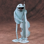 Frog w/Upright Bass