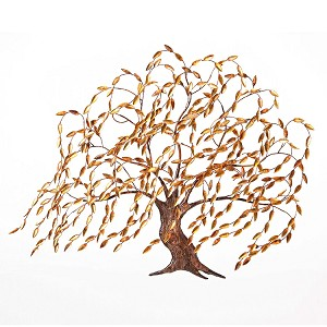 Copper Willow Tree